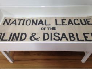 Picture: National Legeau of the blind and disabled