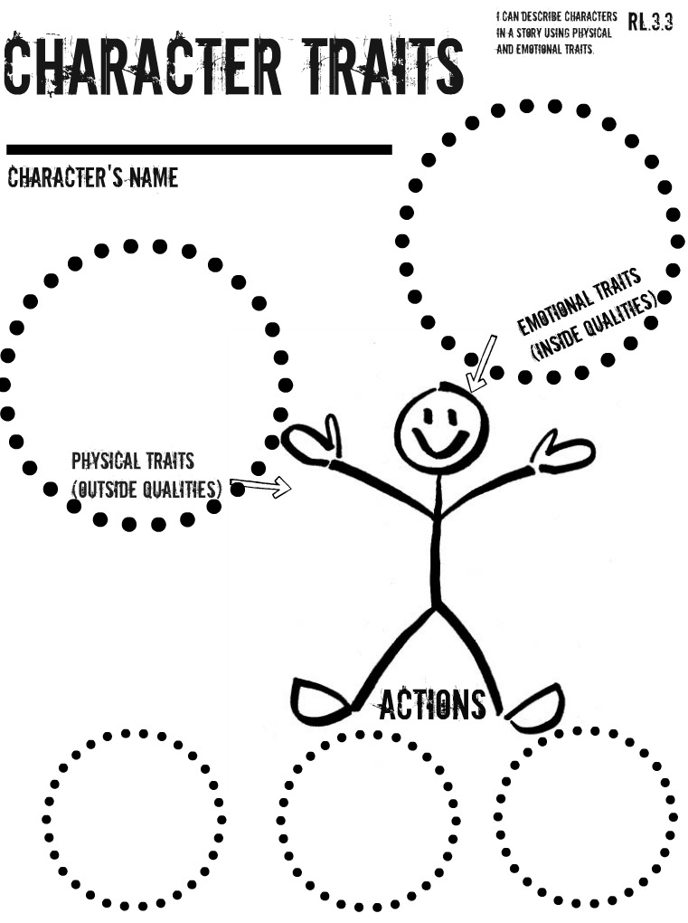 Learn With Them: Common Core Graphic Organizer (Sneak Peek)