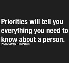 Menentukan prioritas adalah kunci utama kesuksesan