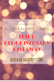 http://b-is4.blogspot.com/2015/06/third-bloggiversary-giveaway.html