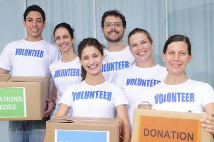 Lowongan Kerja Sukarelawan