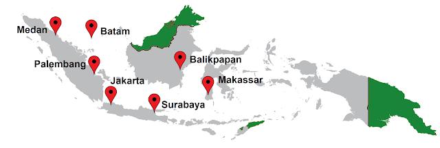 Ternyata Ini dia Distrinbutor Total Station Terpercaya dan paling banyak cabang di Indonesia