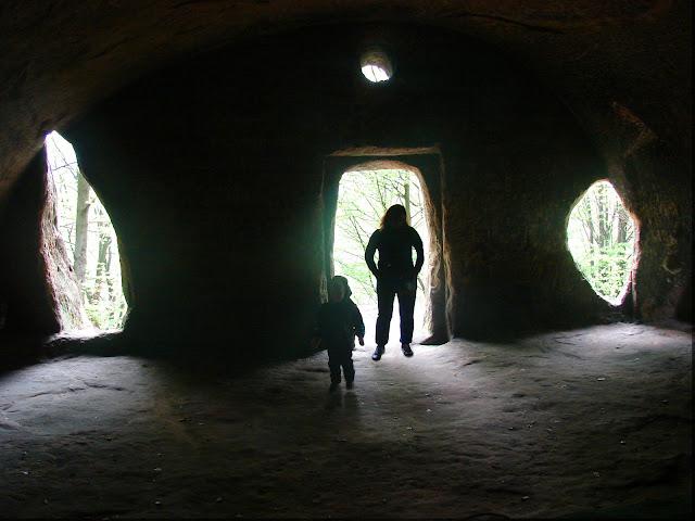 Самая большая пещера изнутри