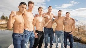 Wyoming Getaway ,Part 4 – Asher, Deacon, Dillan, Jack, Lane and Malcolm (Bareback)