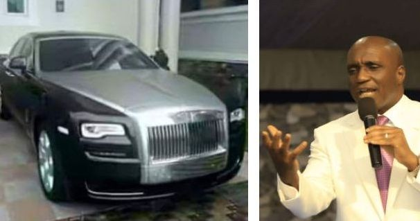 Earlier Today We Reported About The Omega Power Ministry OPM Pastor Who Rejected A Rolls Royce His Members Got For Him As Birthday Gift And Decided To Use