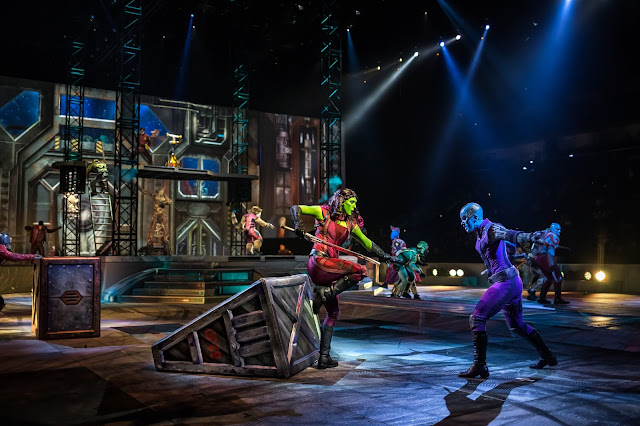 I am Groot! Win VIP Tickets to @MarvelonTour in CLE at @TheQArena