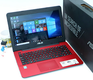 Jual Laptop A455LA-WX669D Bekas