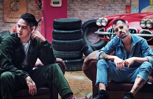 JD Pantoja & Mike Bahia - Por Vos