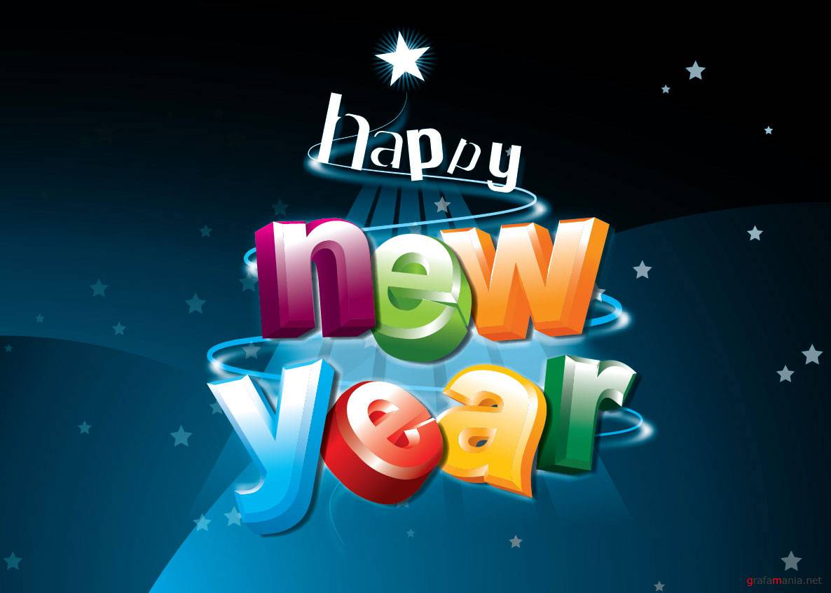 Happy New Year Happy New Year. 1186 x 847.Animated Happy New Year Clipart Free