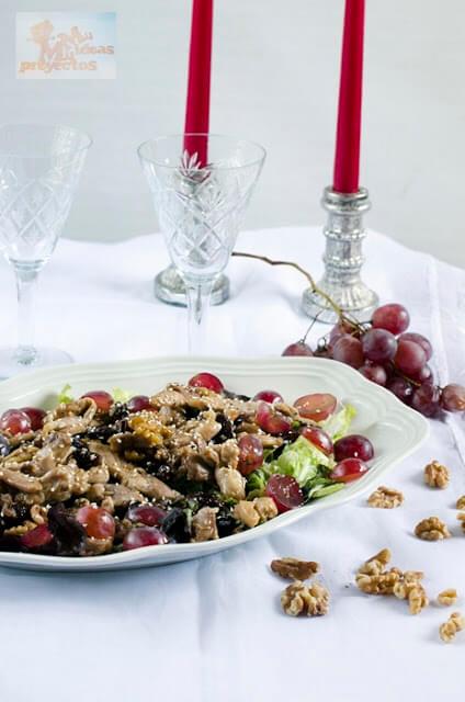 ensalada-templada-pollo-uvas-nueces4