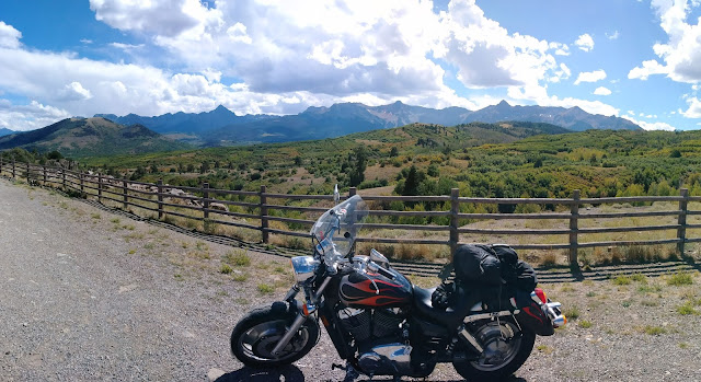 Cappy Rides from Silverton to Ouray to Telluride