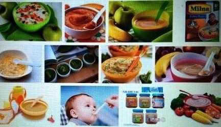 Resep Makanan Bayi