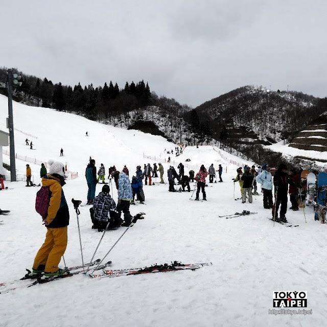 【GALA湯澤】從東京搭新幹線直通滑雪場 可以玩雪到5月