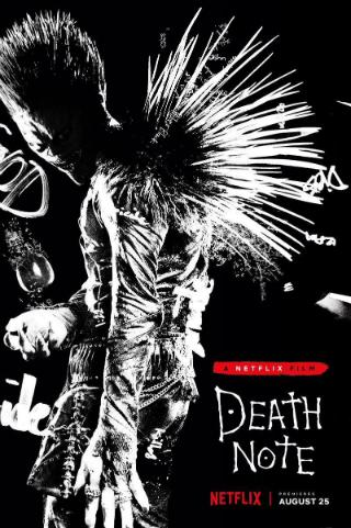 Death Note [2017] [DVDR] [NTSC] [CUSTOM HD] [Latino]