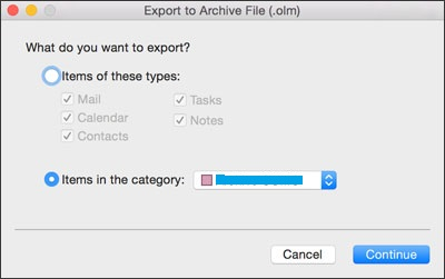 Email Timeline: How to Export Mac OLM to PST for Outlook for