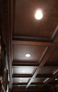 Toronto Coffered Ceilings