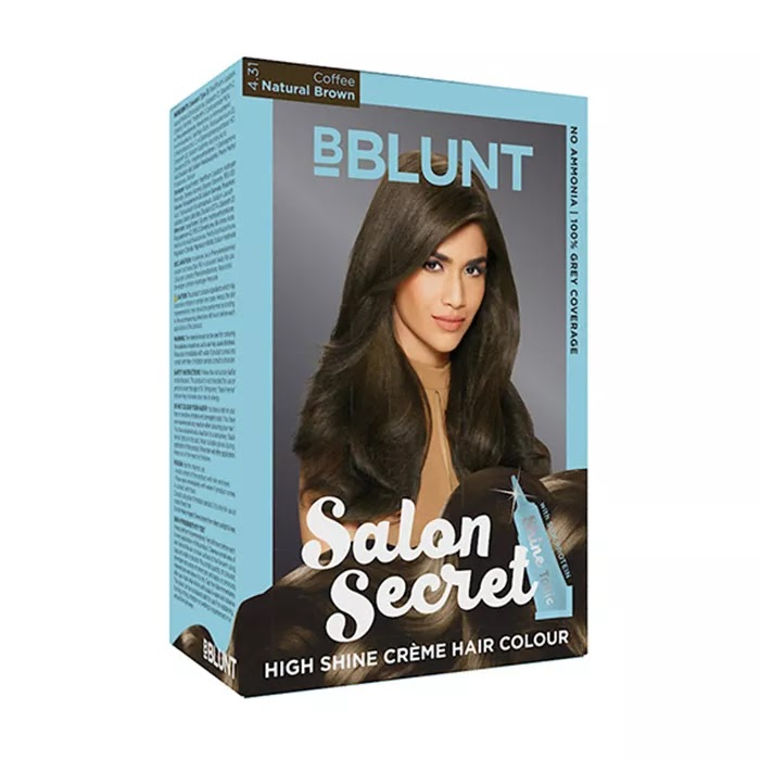 Vanity Delight Bblunt Salon Secret High Shine Creme Hair Colour