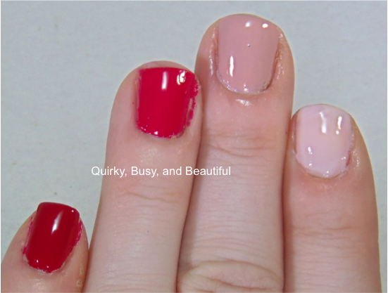 Quirky Busy And Beautiful Chanel Longwear Le Vernis And Le Gel Coat Part I The Pinks