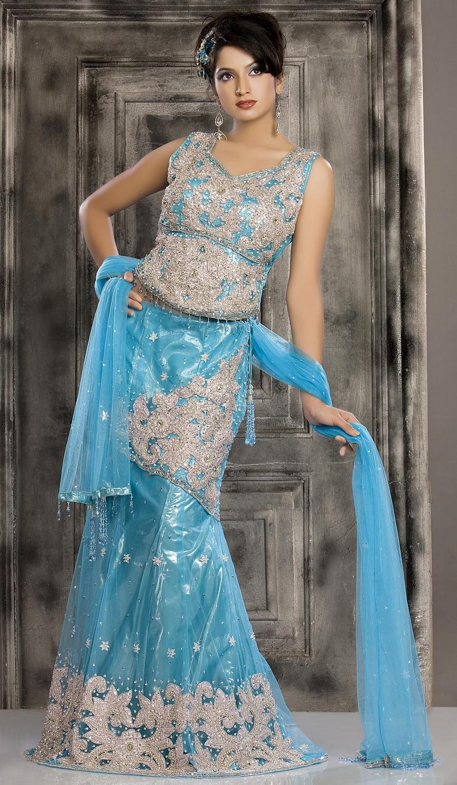lehenga bridal most designer choli stylish
