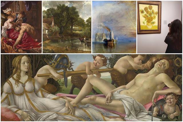 Visita a la Galería Nacional de Londres. Cuadros imprescindibles 3