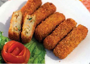 Nugget Vegetarian