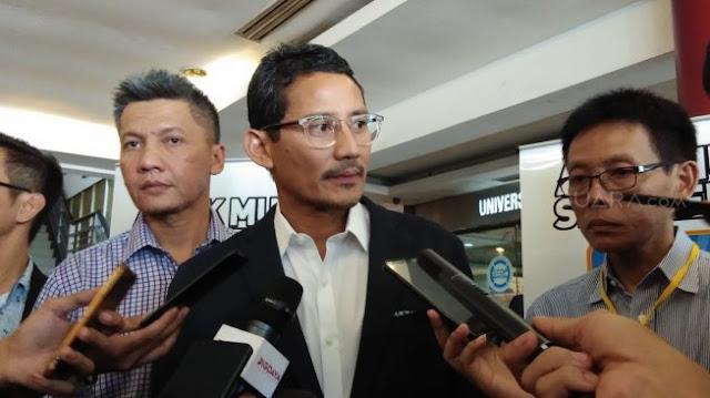 Eggi Sudjana Tersangka Kasus Makar, Sandi: Pendukung Dikriminalisasi Lagi