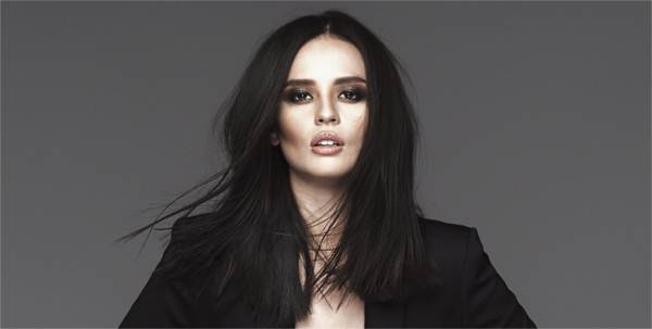 You won't fully imagine that these celebrities are ...  Jake Ejercito And Georgina Wilson