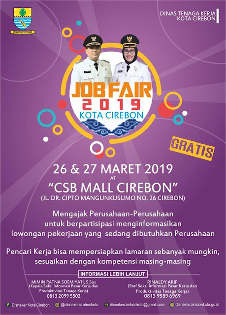 Job Fair Cirebon 2019