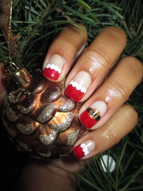 charming 12 mani's of christmas