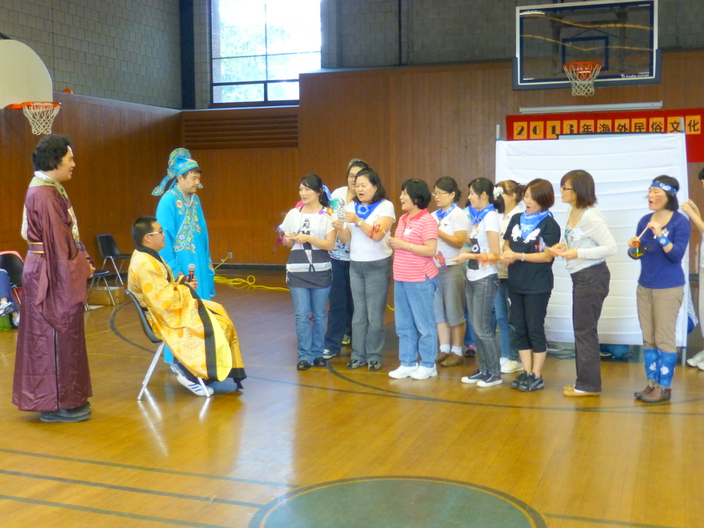 Boston Orange 波士頓菊子: 波士頓文化種子教師44人結業