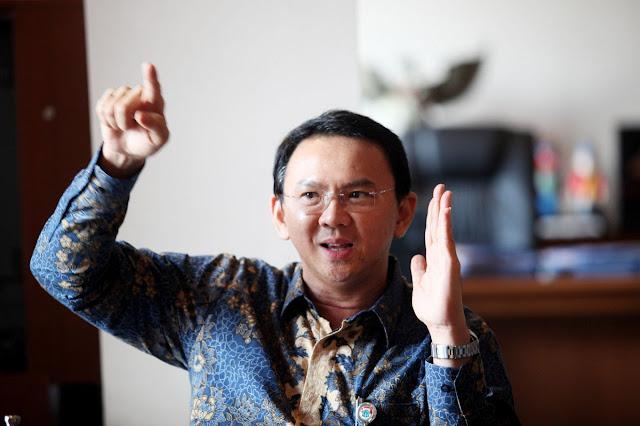 Kacian Deh Loe,  PTUN Tolak Gugatan Parmusi Yang Minta Jokowi Pecat  Ahok