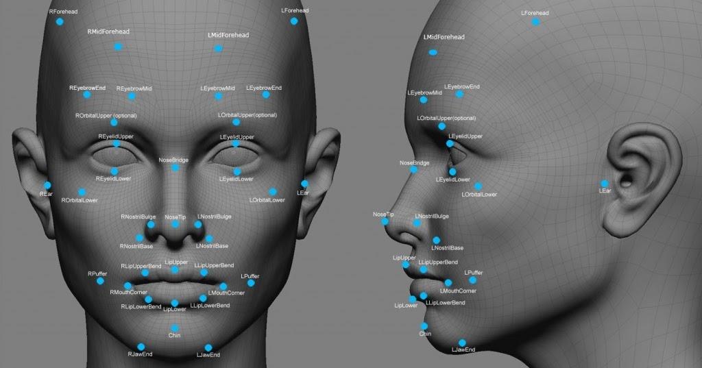 photo recognition advanvced facial