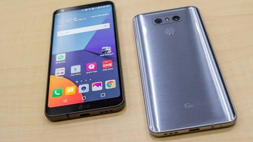 O novo smartphone LG G6 chegou ontem ao Brasil por R$4 mil