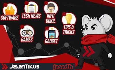 JalanTikus.com Cerdaskan Indonesia