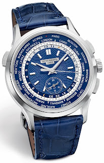 Montre Patek Philippe 5930G Chronographe World Time
