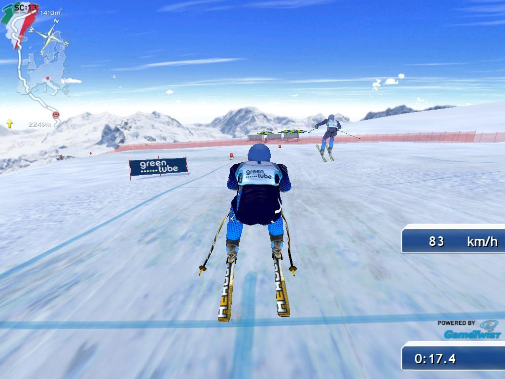 Ski Games Online Free