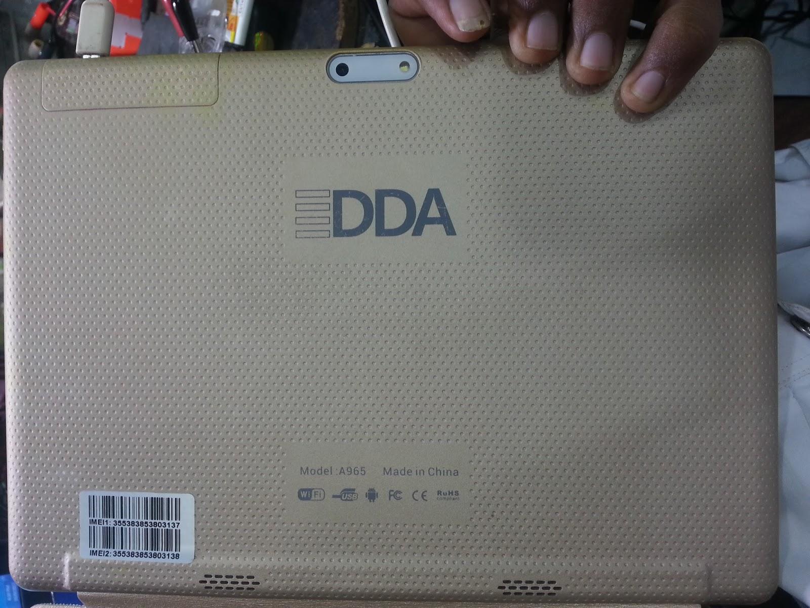 All China File: DDA A965 JTY KT107 FLASH FILE MT6580 6 0 FIRMWARE