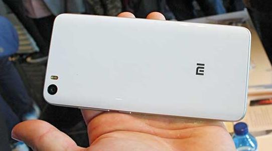Kamera Xiaomi Mi5 Plus