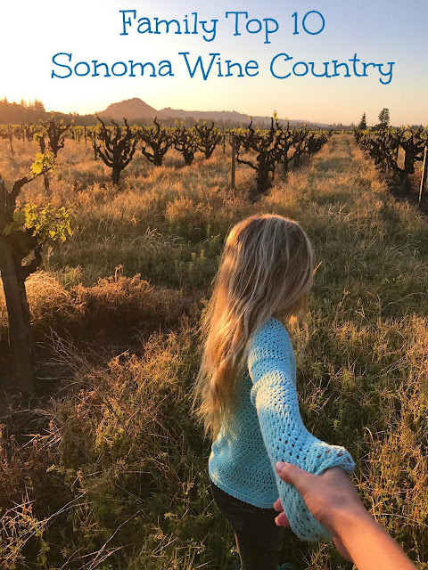 What to do and where to go when you visit Sonoma County