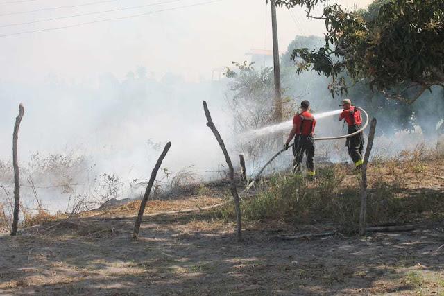 Incêndio no lixão de Tracunhaém é controlado após 6 horas de chamas