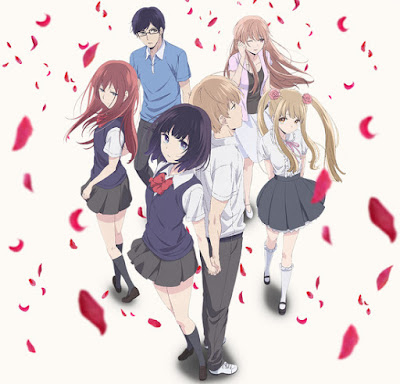 Download Kuzu no Honkai  Episode 1 - 12  Subtitle Indonesia