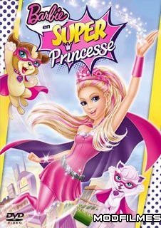 Capa do Filme Barbie: Super Princesa