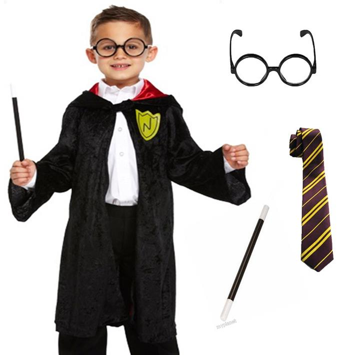 BOYS BLACK GANGSTER OUTFIT FANCY DRESS CHILDRENS BOOK DAY COSTUME AGE 4-12 YRS