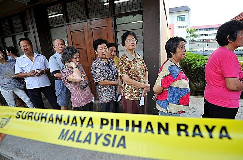 Tanda-tanda pilihanraya makin hampir