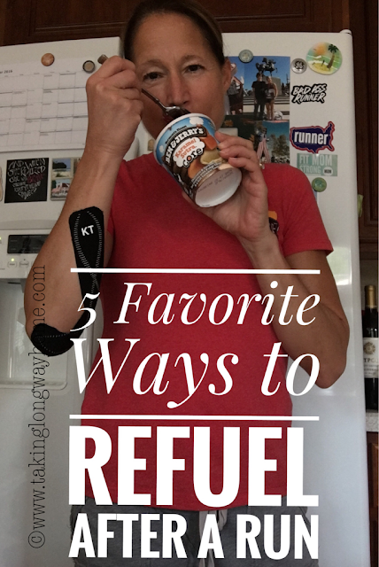 5 Favorite Ways to Refuel After A Run