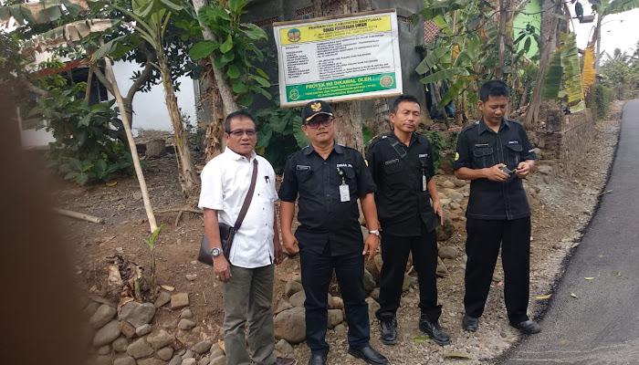 Kegiatan TP4D Pembangunan dan Peningkatan Jalan Kabupaten Wilayah Banyumas