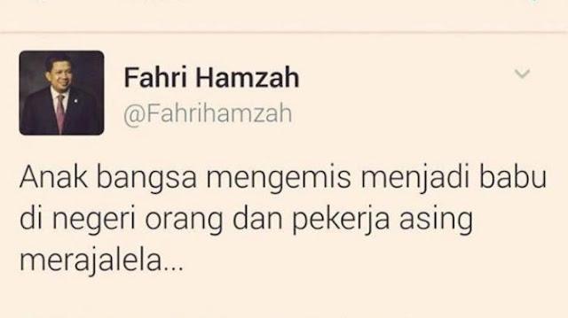 Fahri Hamzah: