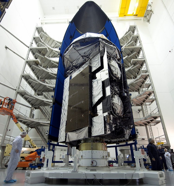 (MUOS-5) satellite