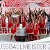 Com muitos banhos de cerveja, Bayern faz festa de campeão na Allianz Arena; veja fotos