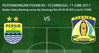 Prediksi Skor Persib Bandung vs Persiba Balikpapan 2-0